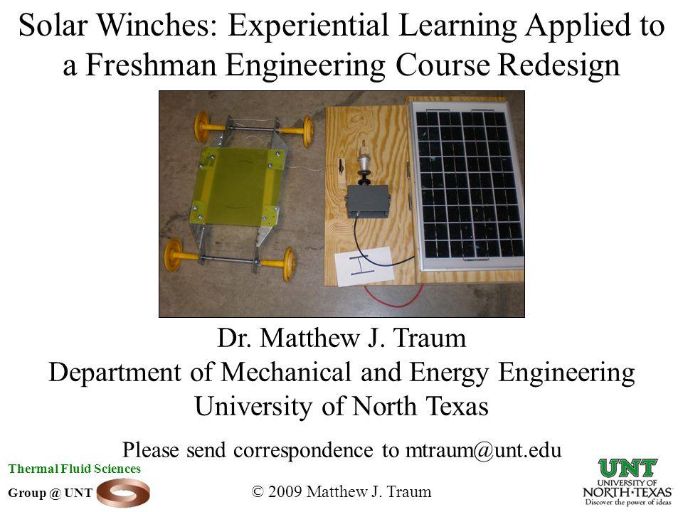 Dr. Matthew J.