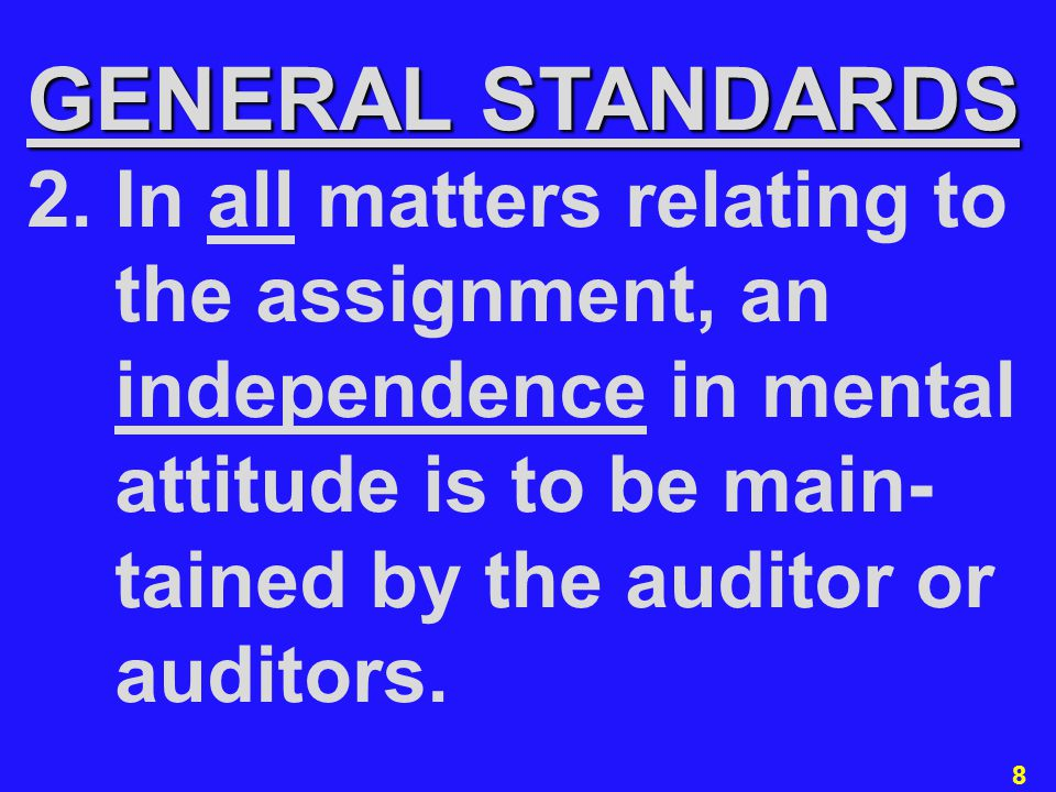 19 What is the purpose of the audit report.