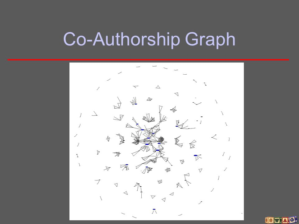 Co-Authorship Graph