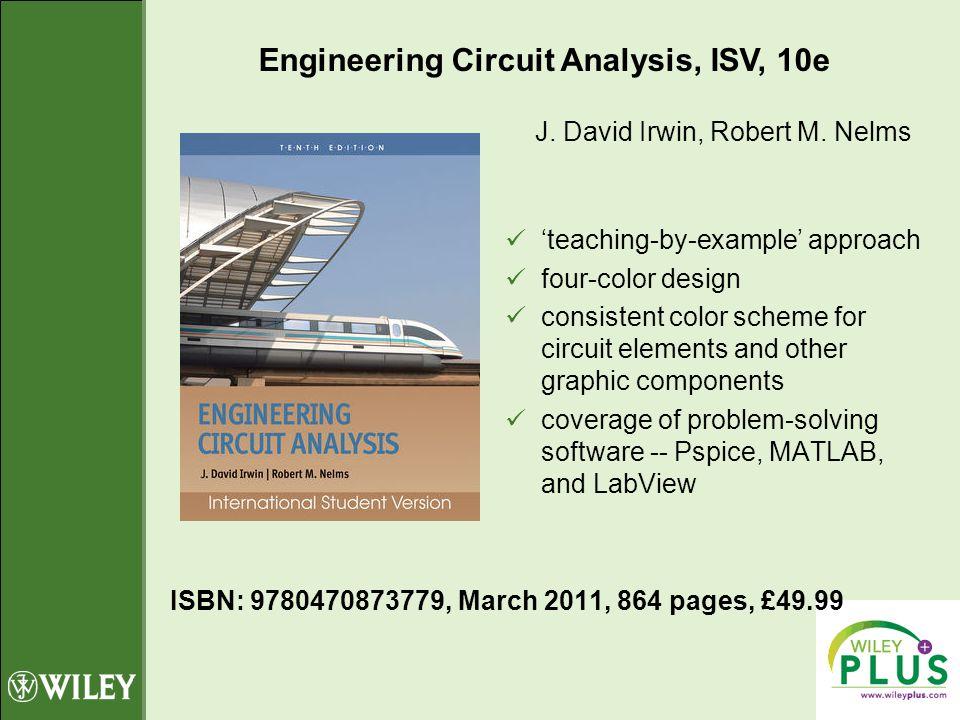 Engineering Circuit Analysis, ISV, 10e J. David Irwin, Robert M.
