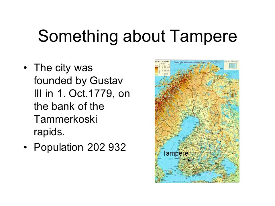 The University of Tampere As the University of Tampere since 1966 About 15 400 students Faculties: - Economics and Administration - Education - Humanities - Information sciences - Medicine - Social Sciences