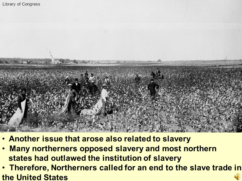It was decided that three fifths of a slave population in a state would be counted during a census This agreement was referred to as the Three-Fifths Compromise For example, if a state had 5,000 slaves, 3,000 of them would be counted