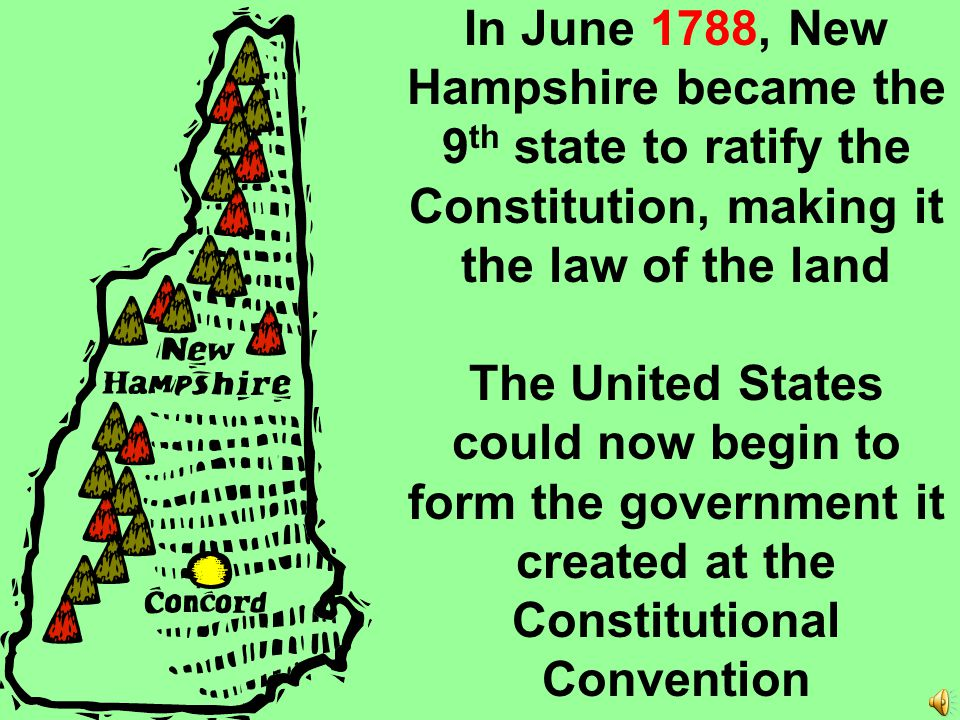 When states began to refuse to ratify the Constitution until a Bill of Rights was included, the Federalists promised to add it later
