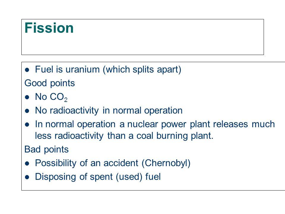 Nuclear energy Good or Bad.