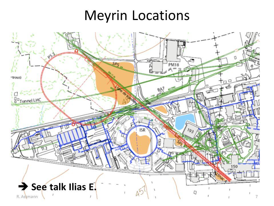 Meyrin Locations  See talk Ilias E. R. Assmann7