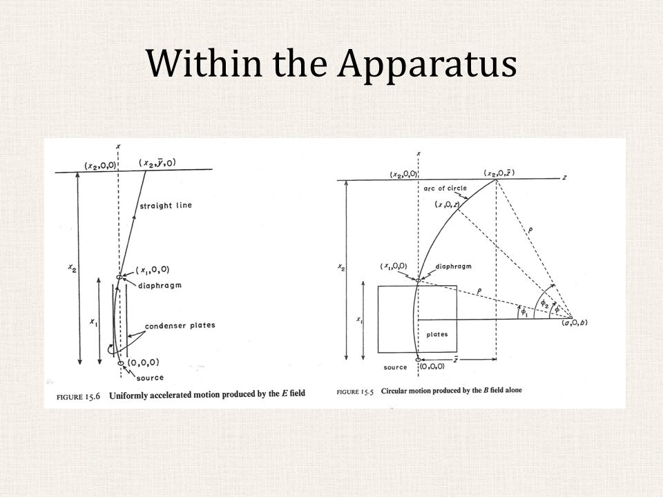 Within the Apparatus