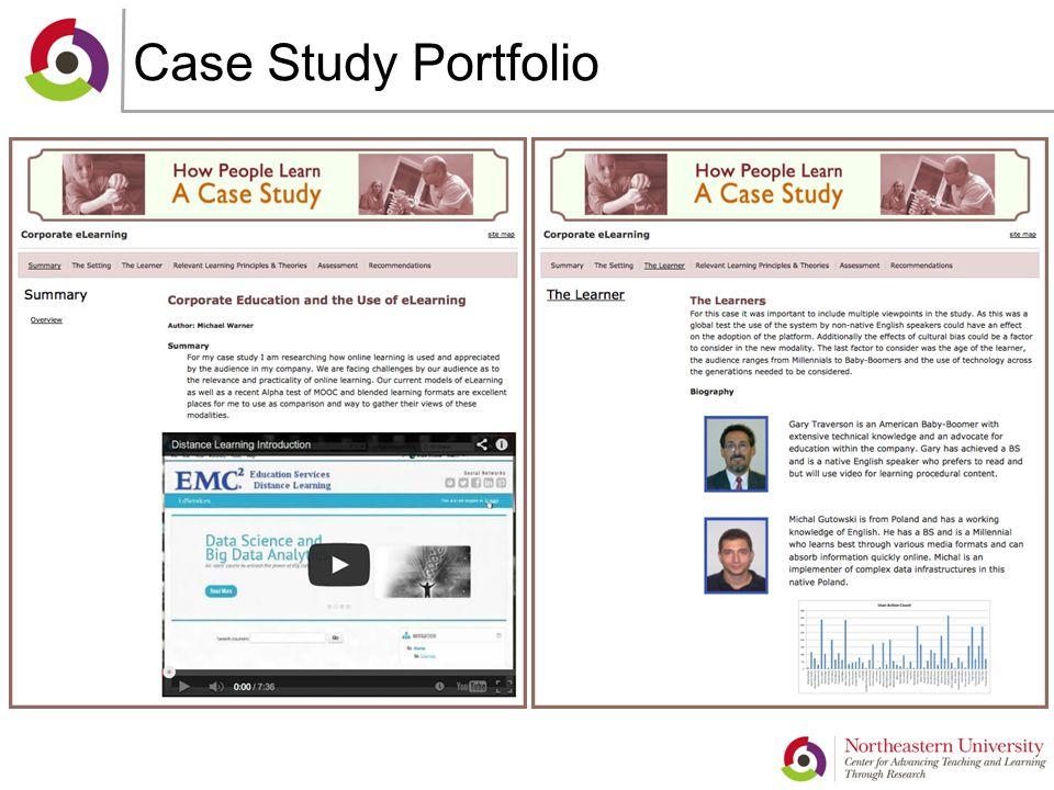 Case Study Portfolio