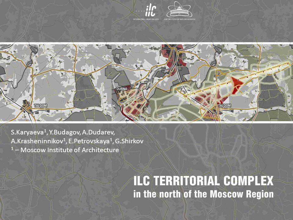 S.Karyaeva 1, Y.Budagov, A.Dudarev, A.Krasheninnikov 1, E.Petrovskaya 1, G.Shirkov 1 – Moscow Institute of Architecture