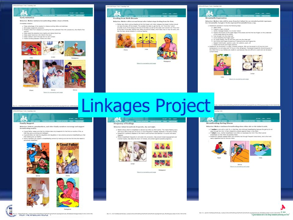 Linkages Project