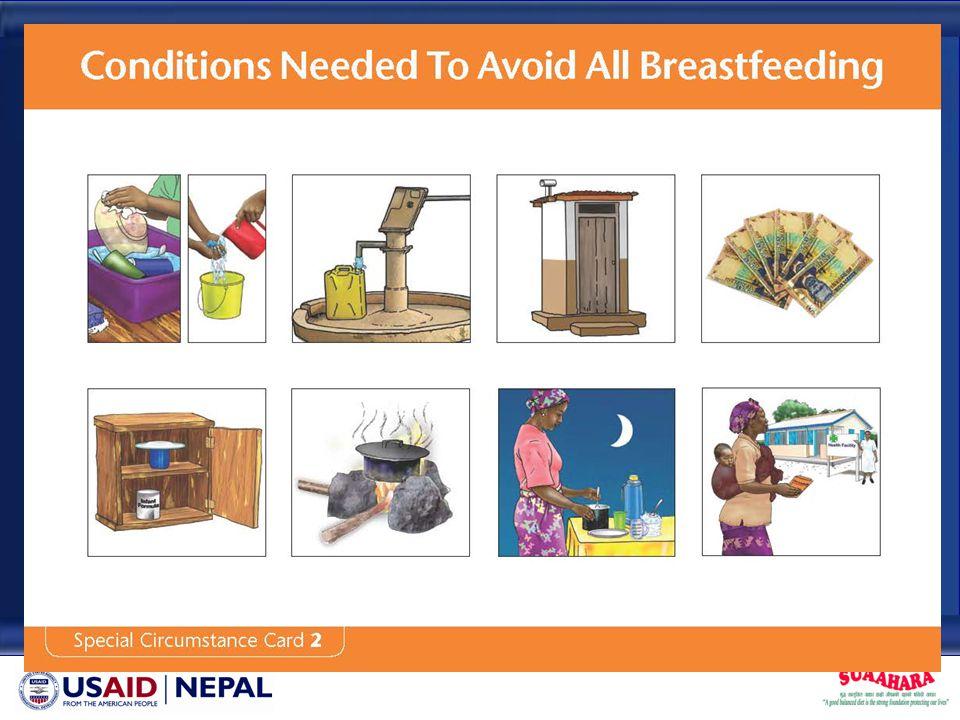 Sample Nutrition Job Aids shared by Pooja jee