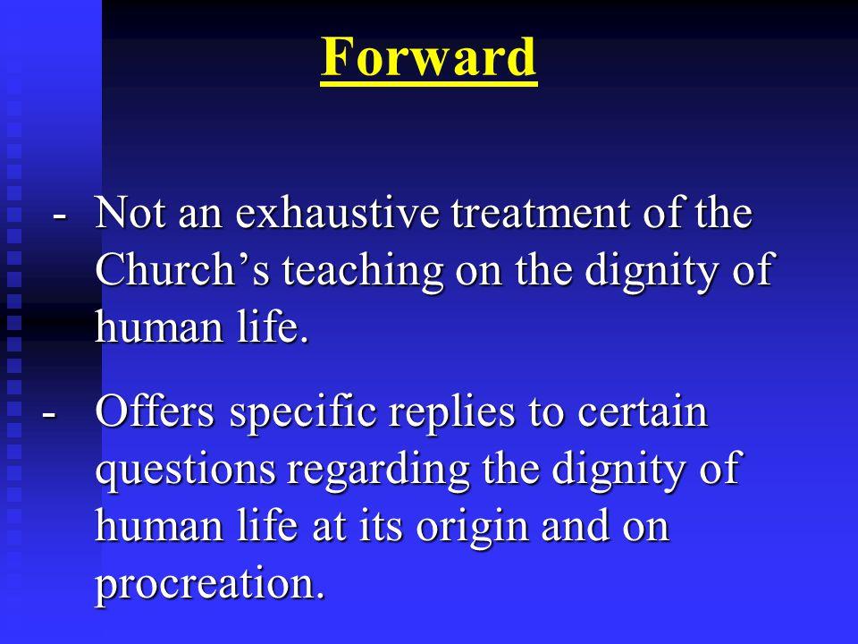 Artificial Procreation II.Interventions on Human Procreation.