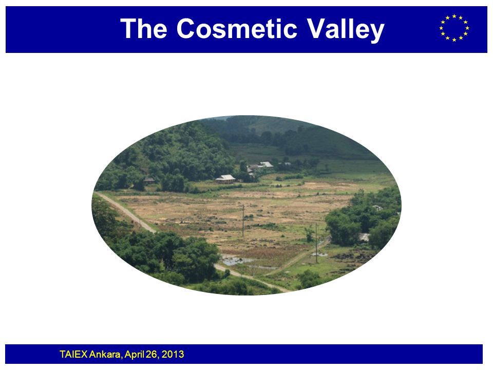 TAIEX Ankara, April 26, 2013 … is placed in a bigger landscape Mount Biocide Medicinal Product Massive Toy Planes Food Forrest Medical Device Hills Cosmetic Valley