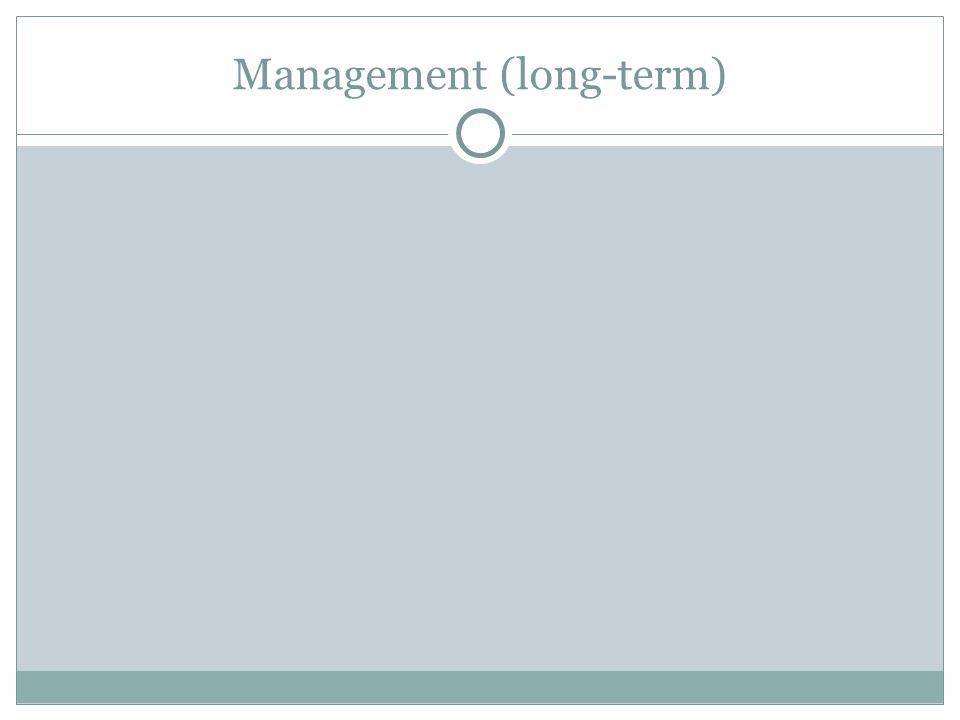 Management (long-term)