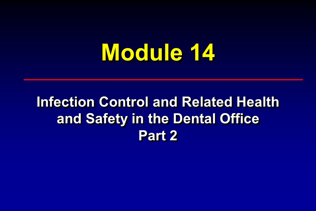 Infection Control and Related Health and Safety (Eklund) Client Assessment