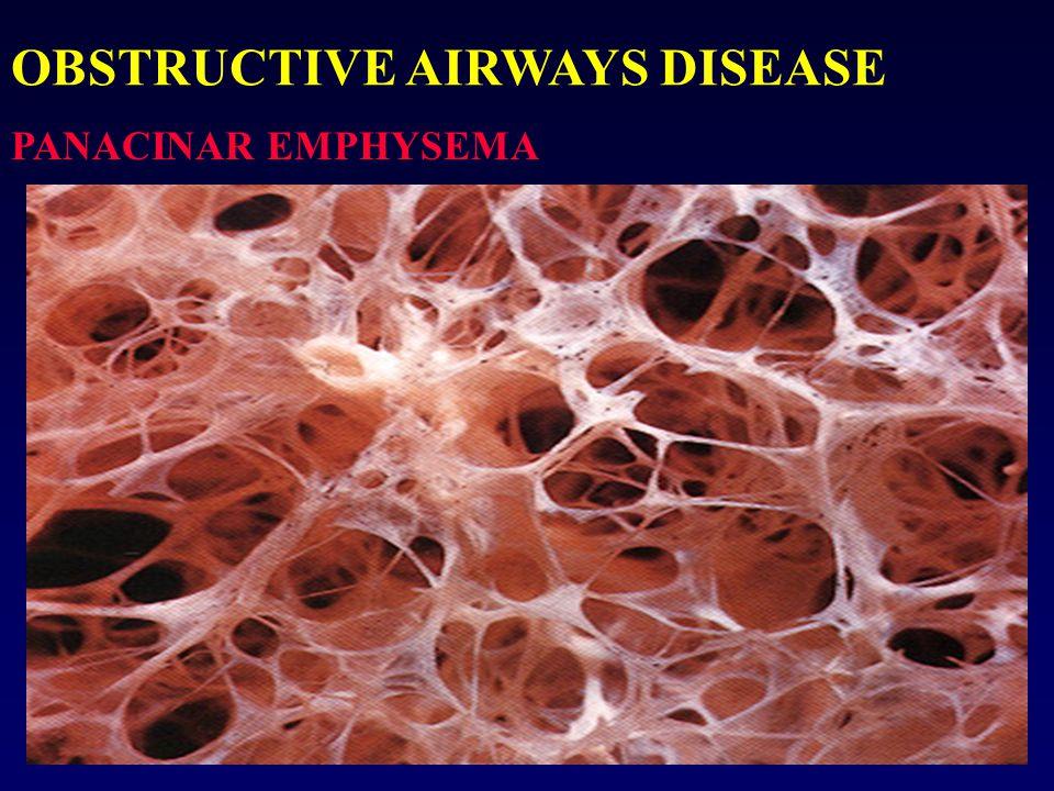 Proteases (elastase) vs.