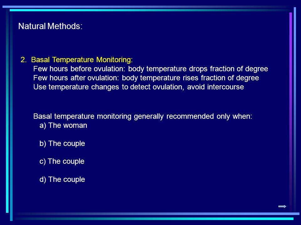 Natural Methods: 3.