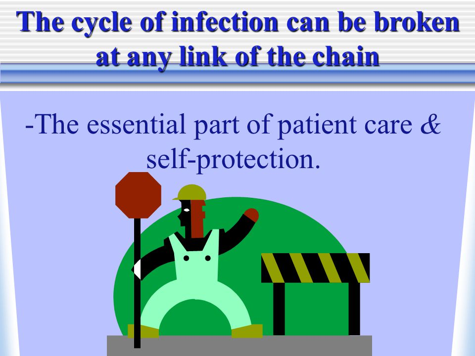 -The essential part of patient care & self-protection.
