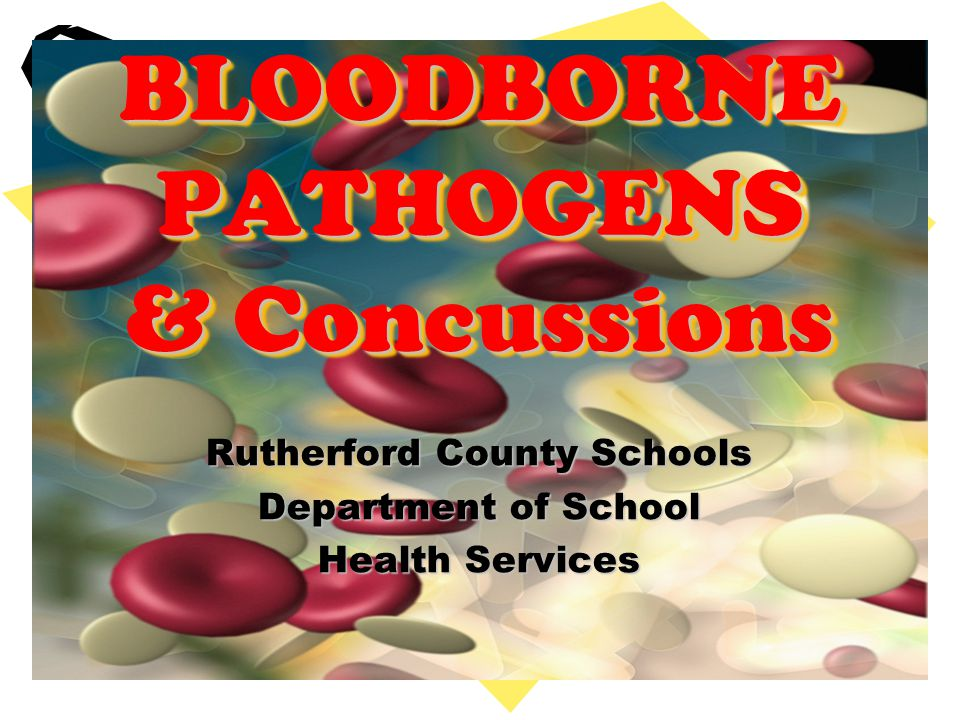 New Info for All Teachers RCS has started an initiative to identify students with a concussion that may have happened during the school day, from after schools sports or during any activity.