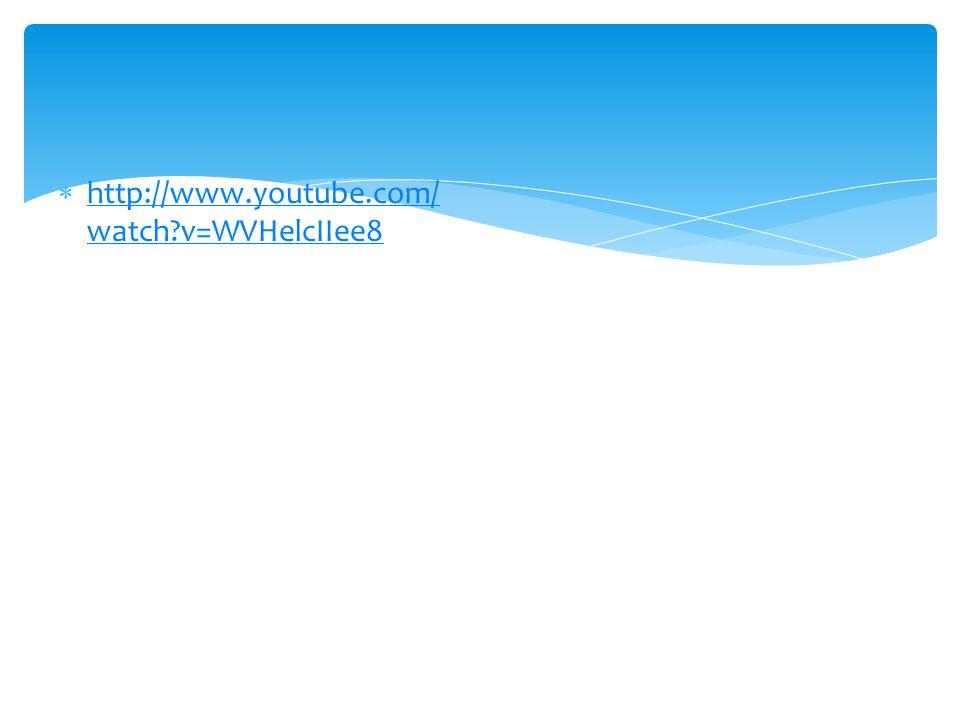  http://www.youtube.com/ watch?v=WVHelcIIee8 http://www.youtube.com/ watch?v=WVHelcIIee8