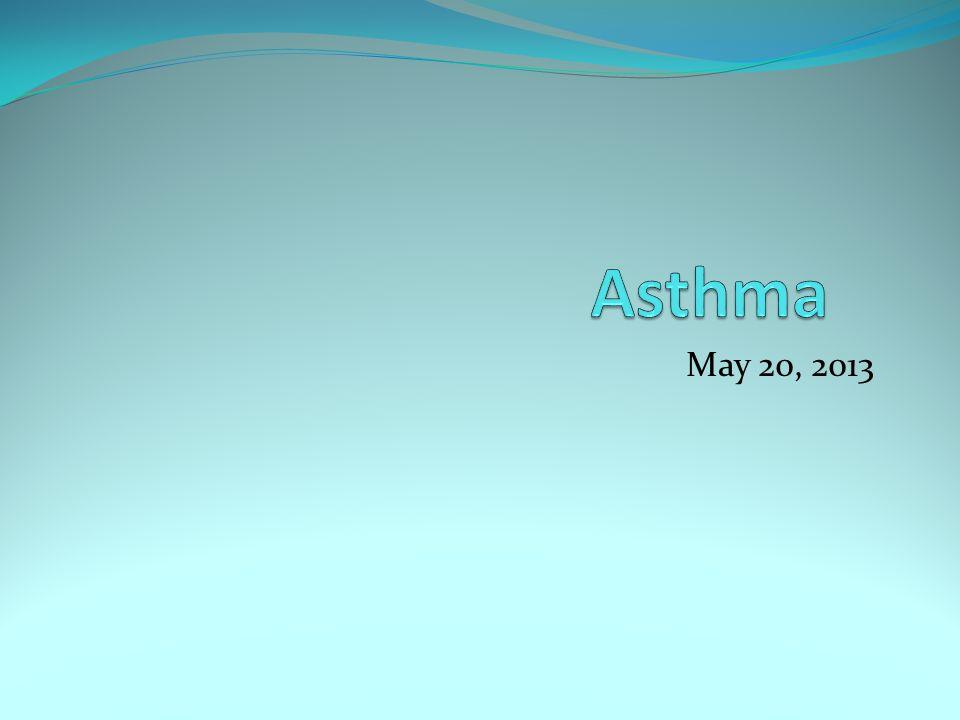May 20, 2013