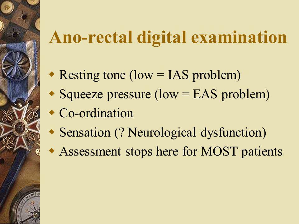 Radiologic examination