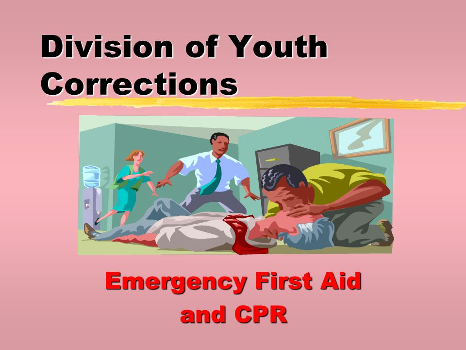CPR Continued :… Perform chest compressions. 15 compressions and two breaths.