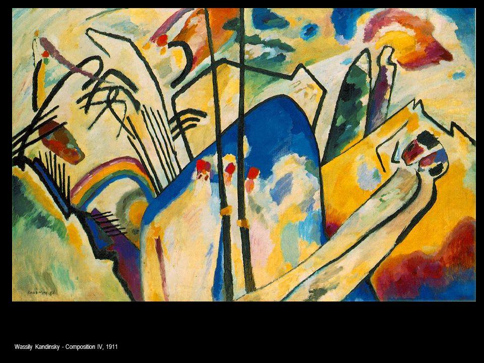 K Wassily Kandinsky - Composition IV, 1911