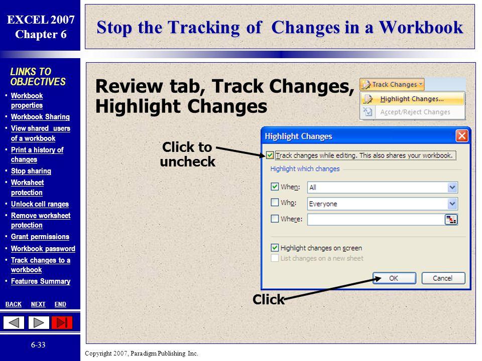 Copyright 2007, Paradigm Publishing Inc.
