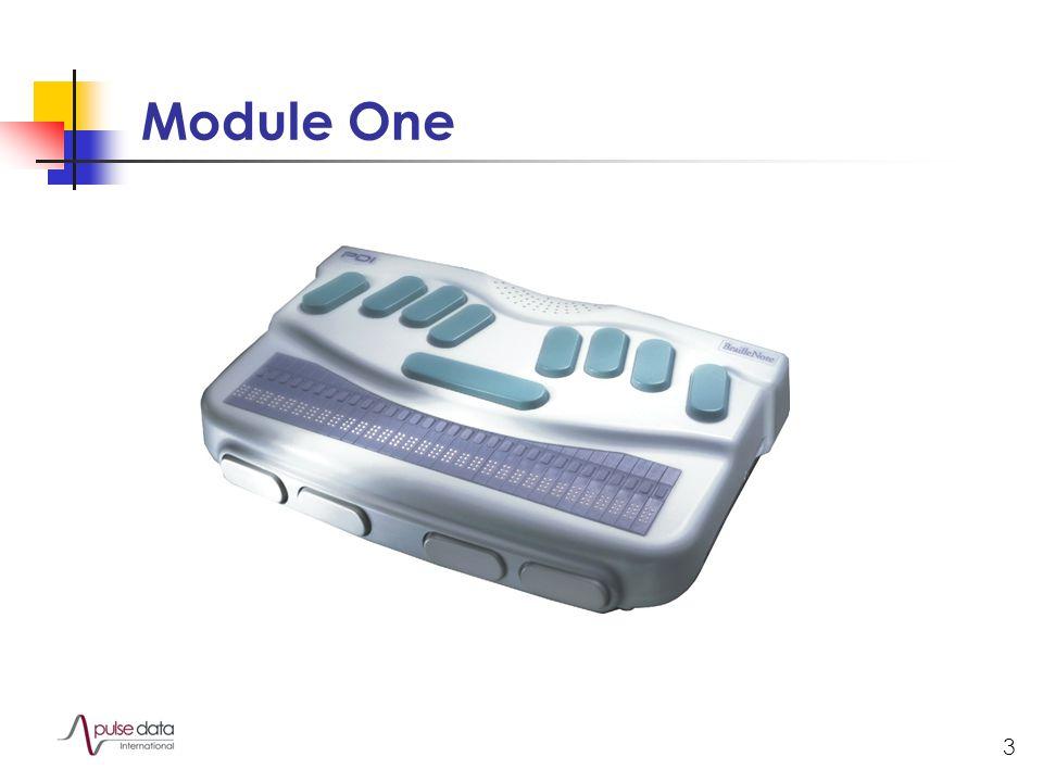 Module 3 Module One