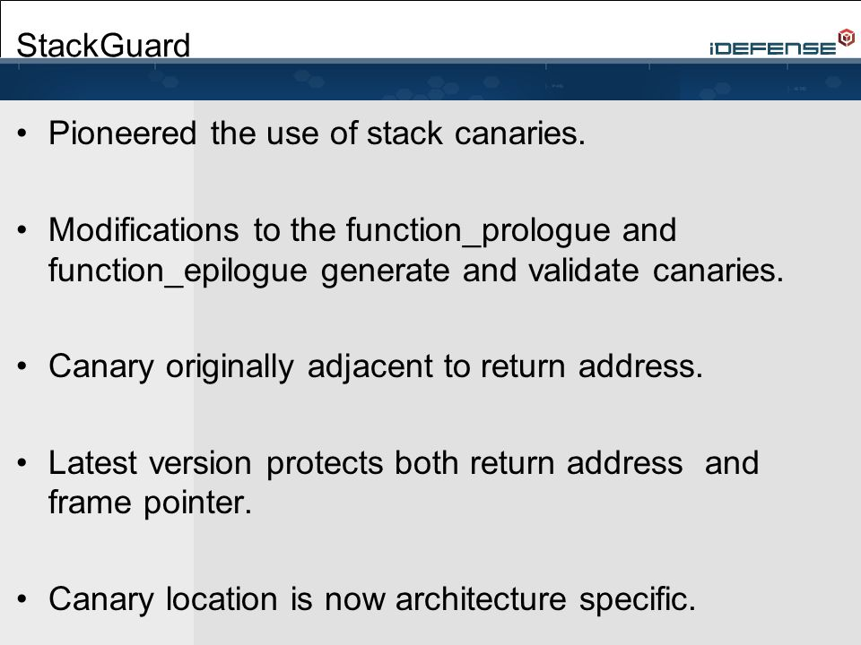 PaX RANDUSTACK Kernel creates program stack upon each execve() system call.