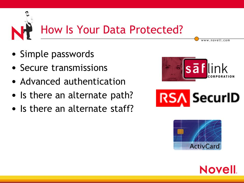 How Is Your Data Protected.