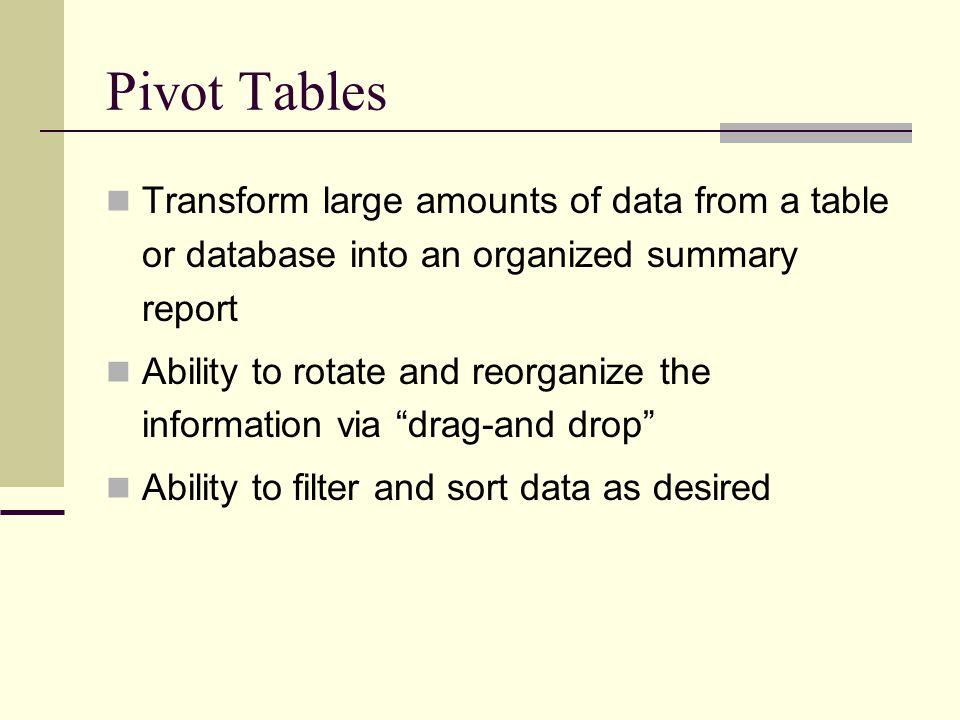 Example 1 Sub ProtectSheets() Dim mySheet as Worksheet For Each mySheet in Worksheets mySheet.Select mySheet.