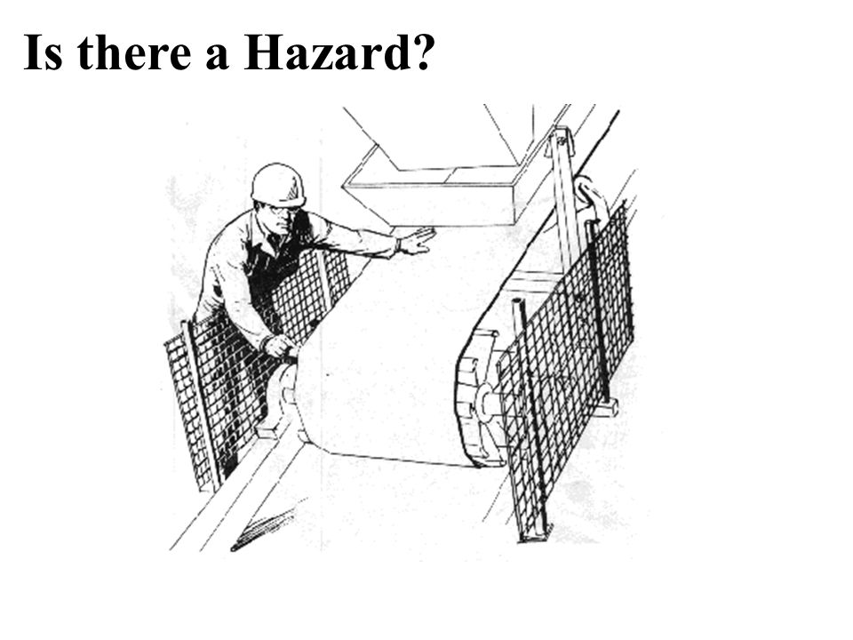 Is there a Hazard?