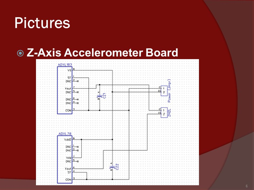 Pictures  Z-Axis Accelerometer Board 6