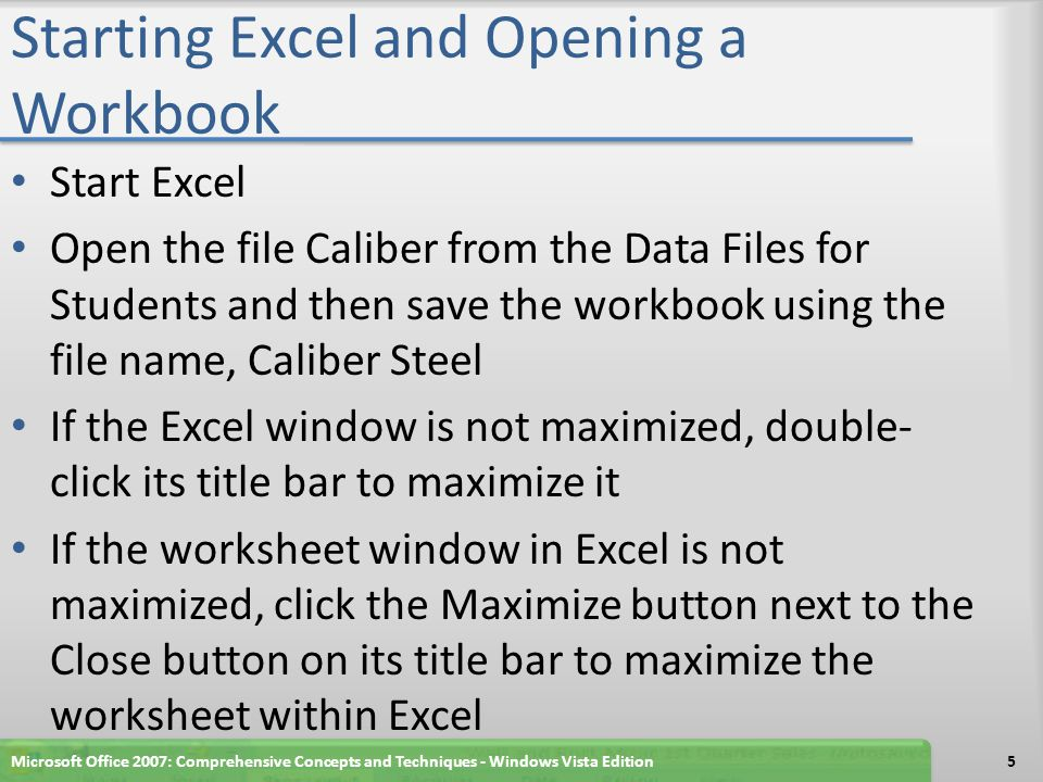 Setting the Check Box Control Properties With Excel in Design mode, click the Check Box control Click (Name) in the Properties window and then type chkEmployerMatch as the name Click Alignment in the Properties window and then click 0 - fmAlignmentLeft Click Caption in the Properties window and then type Include Employer Match.
