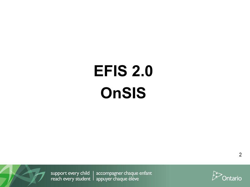 EFIS 2.0 OnSIS 2