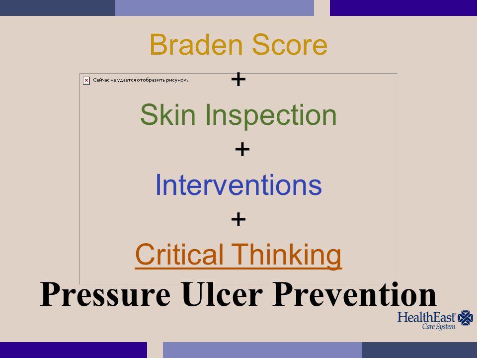 PU Assessment 7.Assess nutritional status.