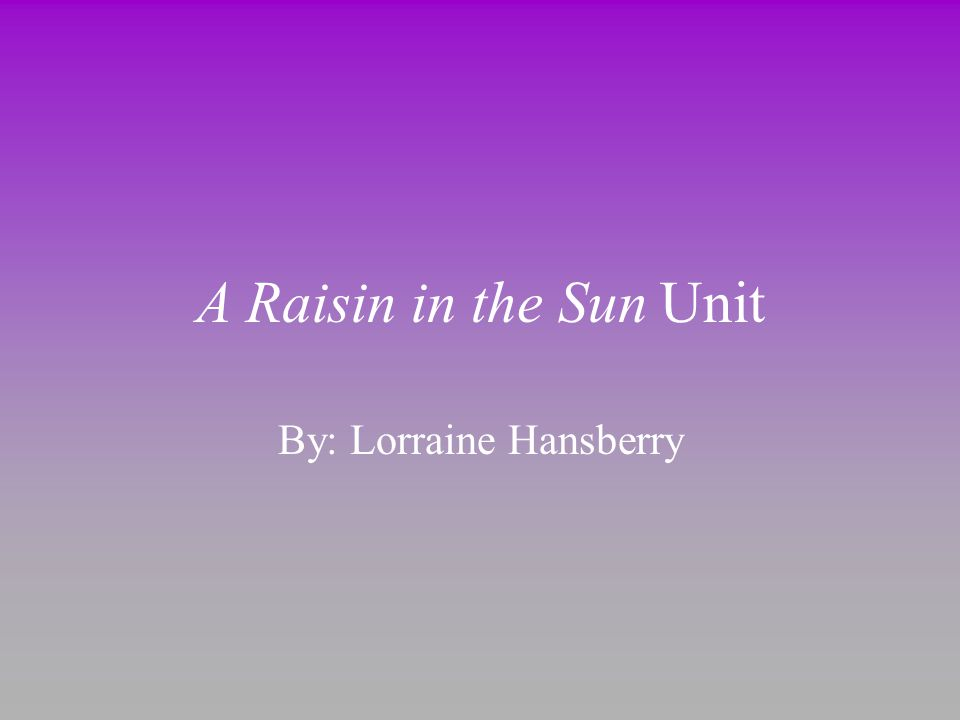 Dream Deferred What happens to a dream deferred.Does it dry up Like a raisin in the sun.