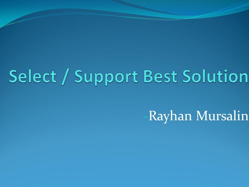 - Rayhan Mursalin