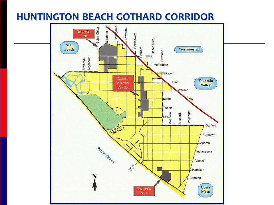 HUNTINGTON BEACH GOTHARD CORRIDOR