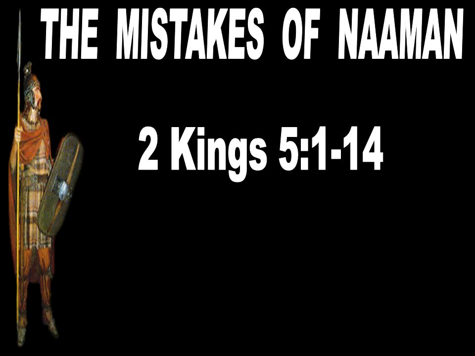 There are TWO passages in the New Testament where the apostle Paul writes...