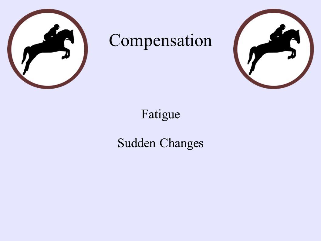 Compensation Fatigue Sudden Changes