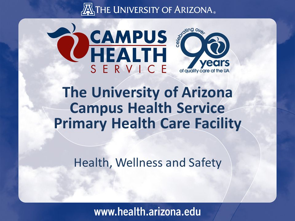 Payment Options Aetna Student Health Insurance Plan – CHS is primary care provider for eligible UA students.