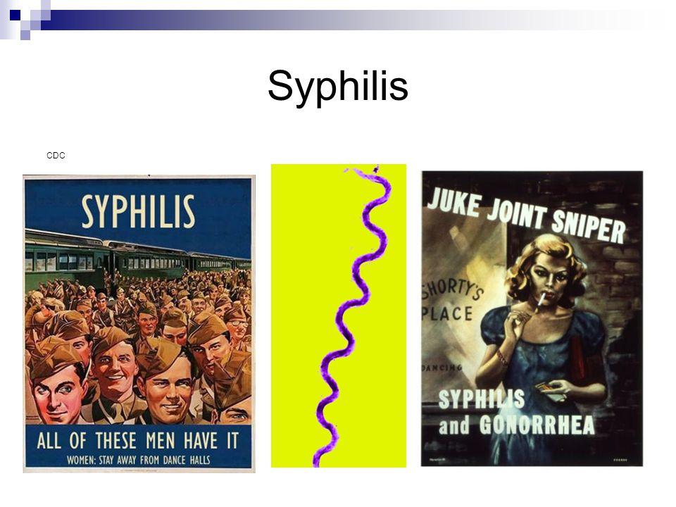 Syphilis CDC