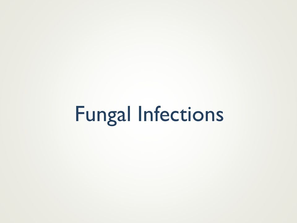 Most fungal infections topical OTC cream, solution,spray, powder But : 1) nail 2)scalp oral prescription Example :itraconazole (sporanox ®) and fluconazole (diflucan ®), terbinafine (lamifen®) Disadvantages of oral antifungal: 1)most very expensive.