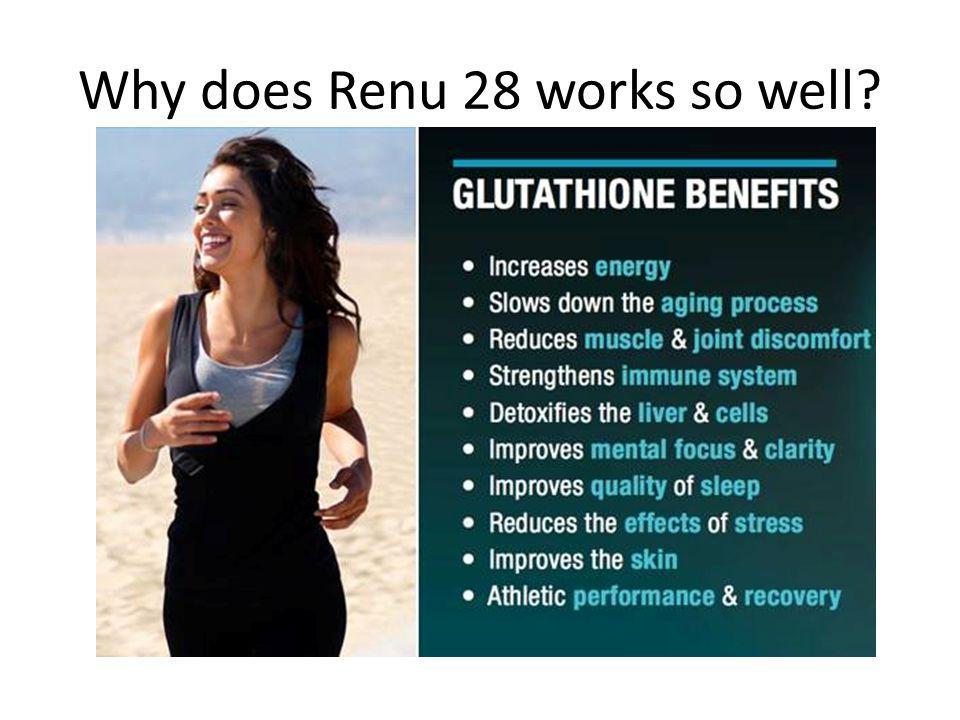 Why does Renu 28 works so well?