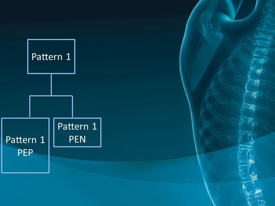 Pattern 1 Pattern 1 PEN Pattern 1 PEP