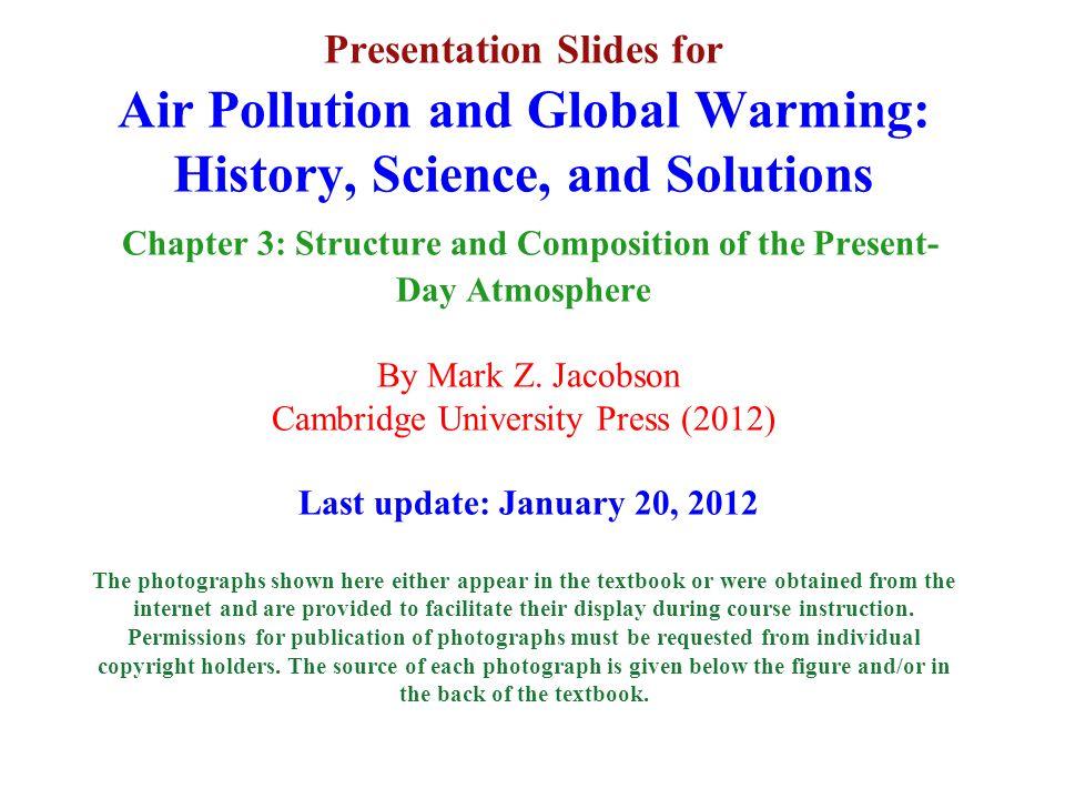 U.S. Emission Trends Figure 3.14