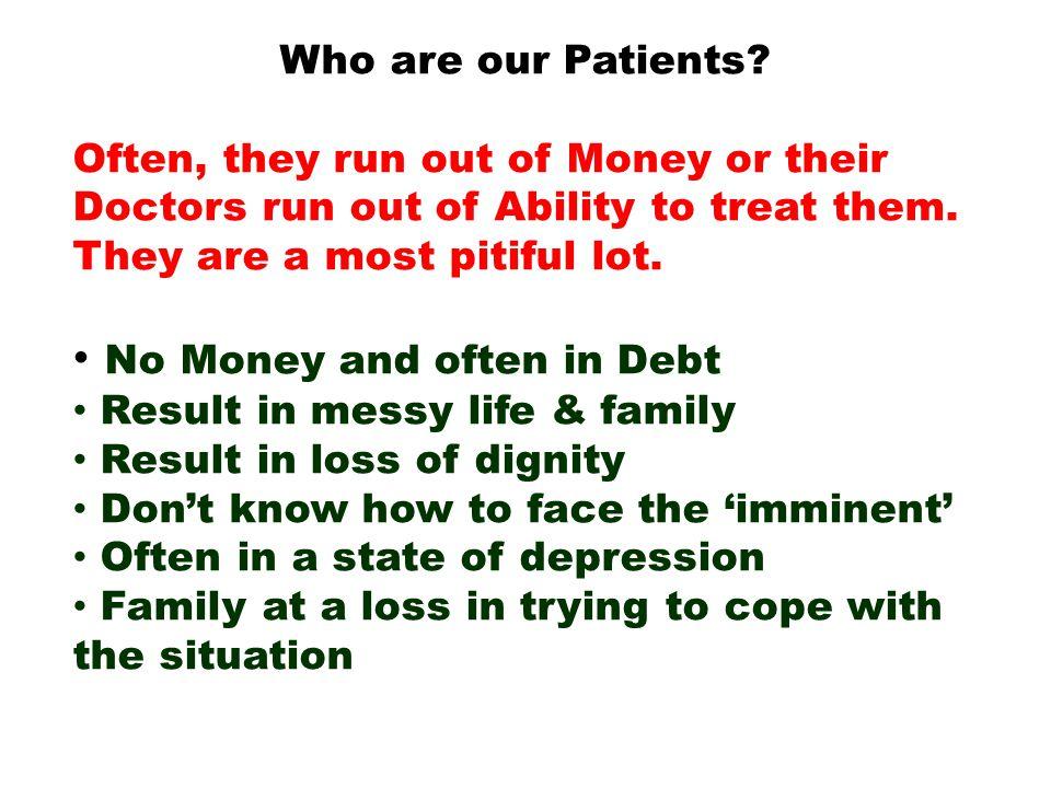 How do we help them?