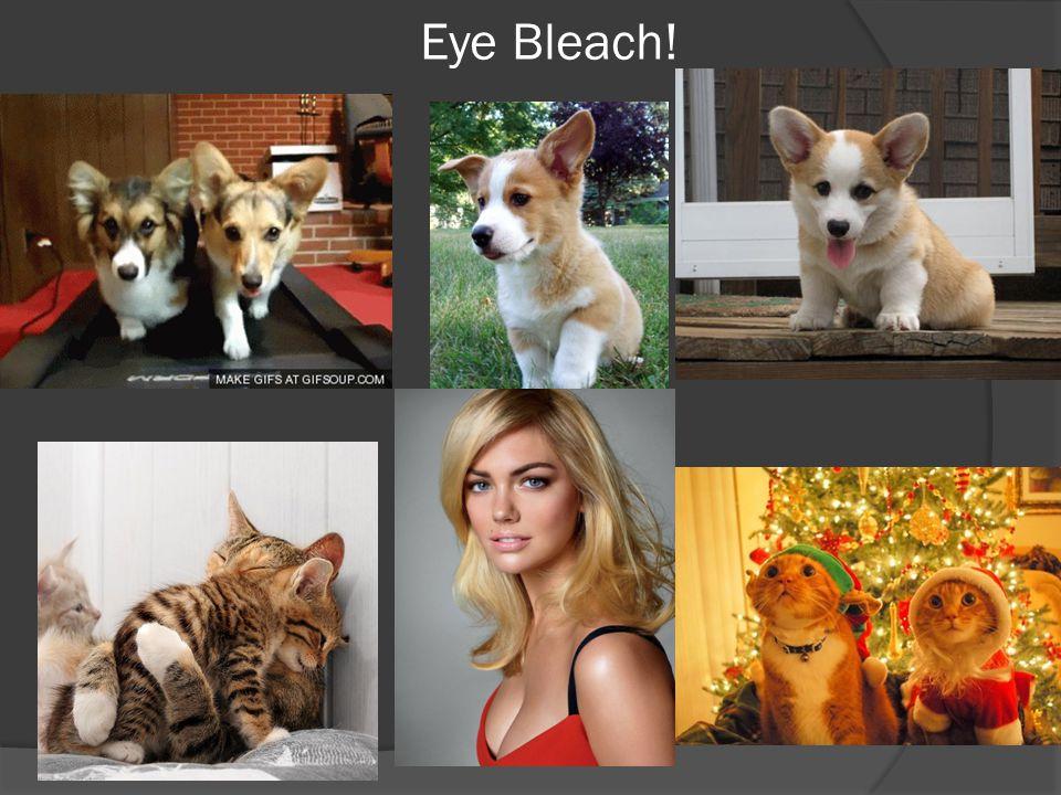Eye Bleach!